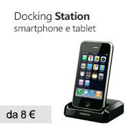 docking station per smartphone cellulare tablet